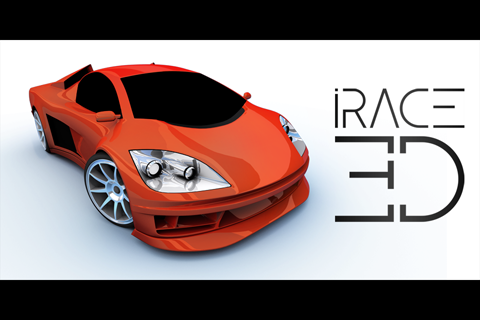 Screenshot iRace3D